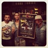 Golden album for Emis Killa